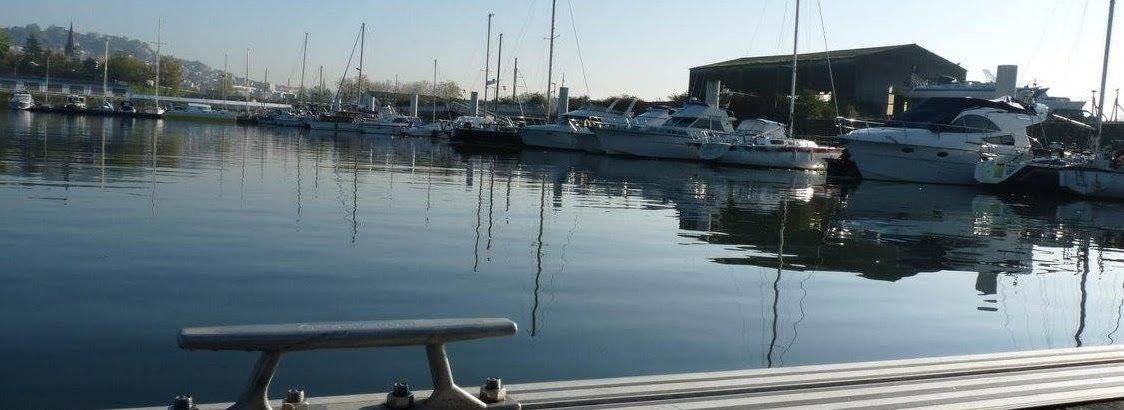 Port de plaisance de Rouen